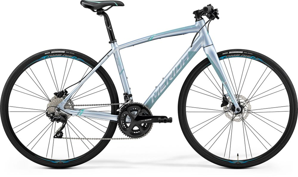 SPEEDER 400 JULIET MATT LIGHT BLUE/PETROL/GREEN S-