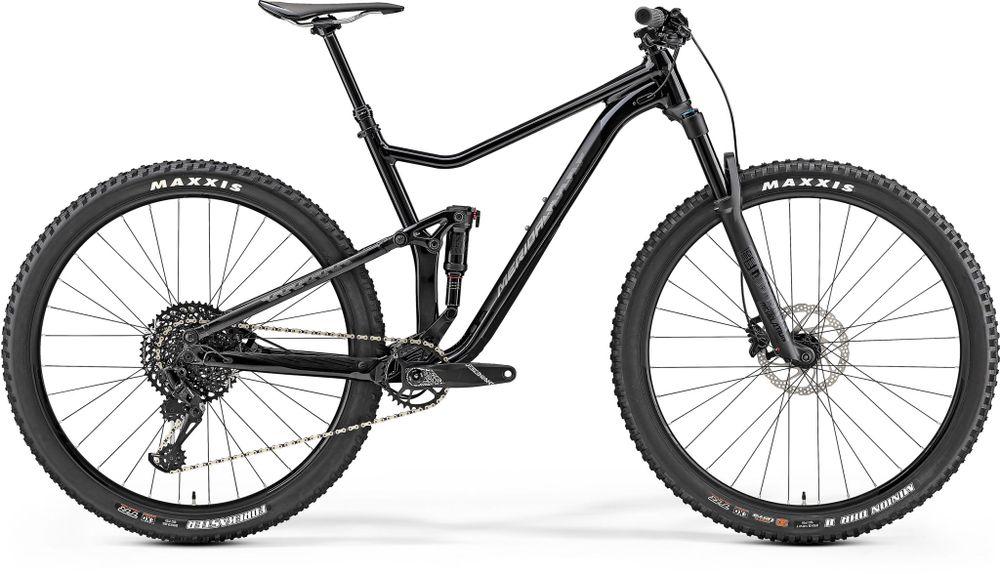 ONE-TWENTY 9.800 METALLIC BLACK/MATT BLACK S 15