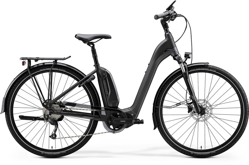 E-SPRESSO CITY 300 MATT ANTHRACITE/BLACK M 49CM