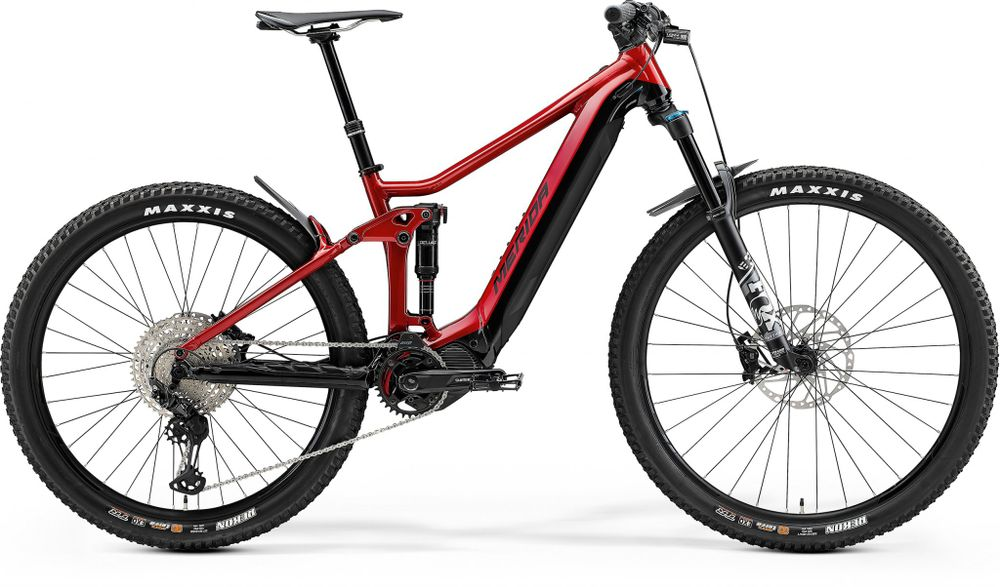 E-ONE FORTY 700 RED/BLACK M 41.5CM