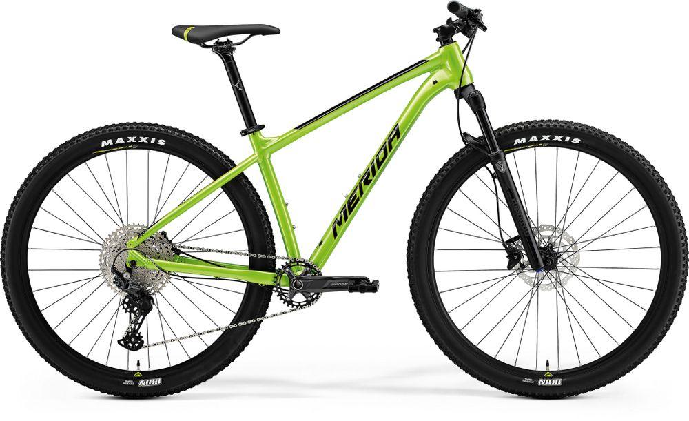 BIG NINE 400 GREEN/BLACK XL 20