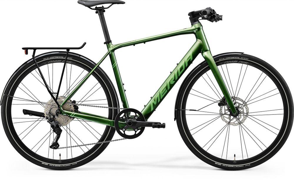 E-SPEEDER 400EQ SILK GREEN/LIGHT GREEN L 53CM
