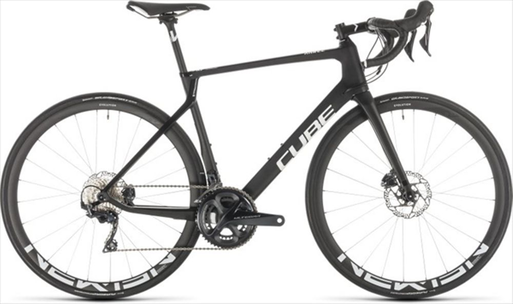 CUBE AGREE C:62 RACE DISC CARBON/WHITE 2019 53CM