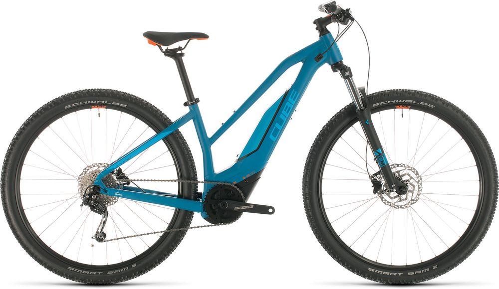 CUBE ACID HYBRID ONE 500 29 BLUE/ORANGE 2020 T19