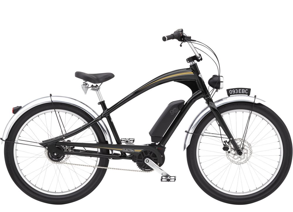 Electra Ghostrider Go! EU 26 Black Shadow 500WH