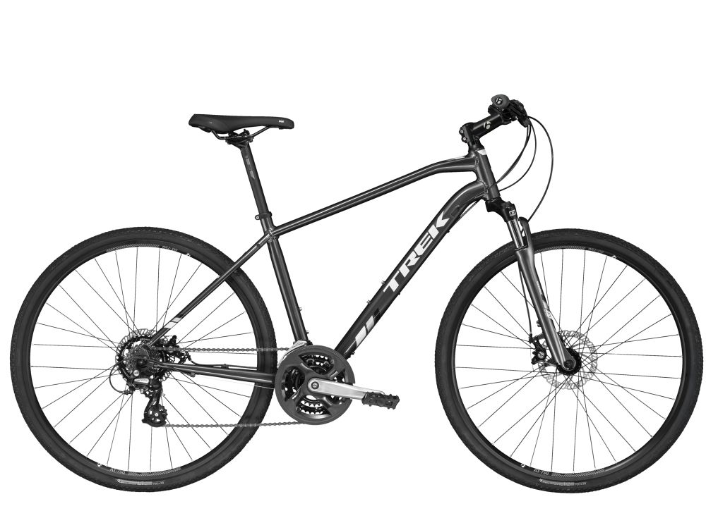 Trek DS 1 L Metallic Charcoal