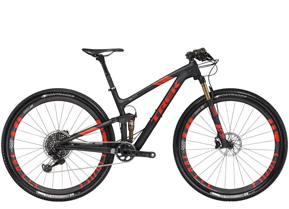 Top Fuel 9.9 RSL 17.5 29 Matte Trek Black/Viper Re