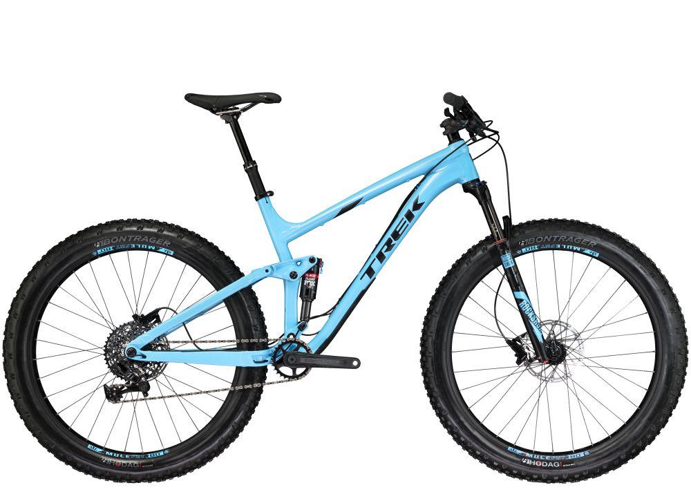 Trek Farley EX 8 15.5 California Sky Blue