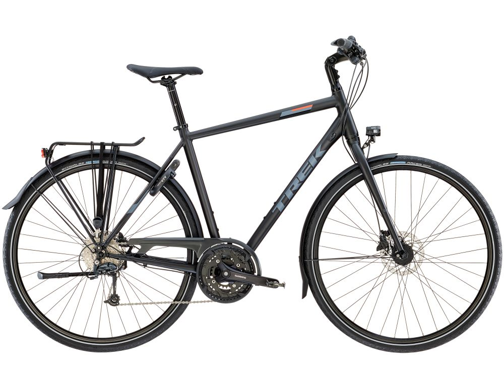 Trek X500 Men XXL Matte Black NA