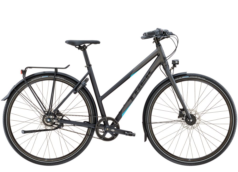 Trek L500 Stagger L Matte Black