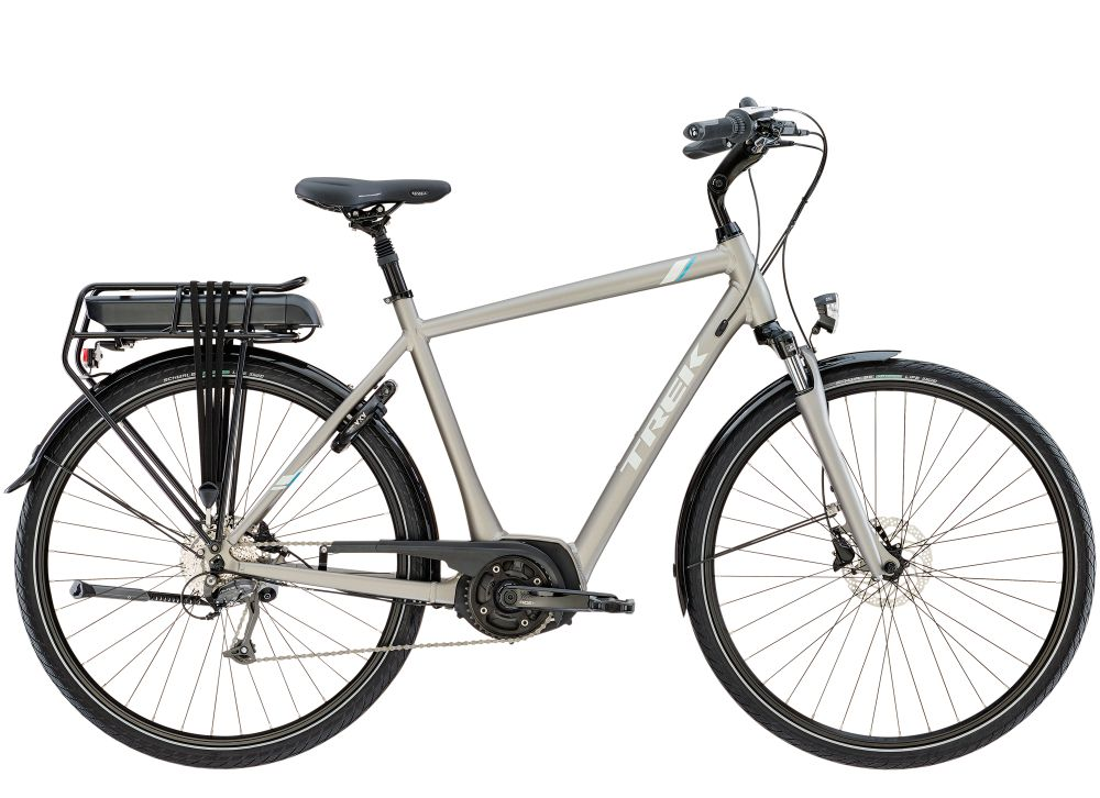 Trek TM1+ Men XL Matte Metallic Gunmetal 300WH