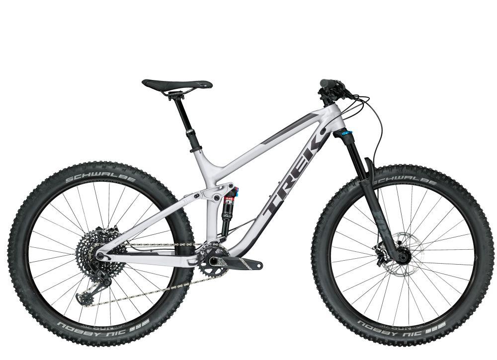 Trek Fuel EX 8 Plus 15.5 Matte Quicksilver