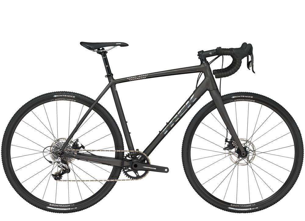 Trek Crockett 5 Disc 58 Matte Dnister Black