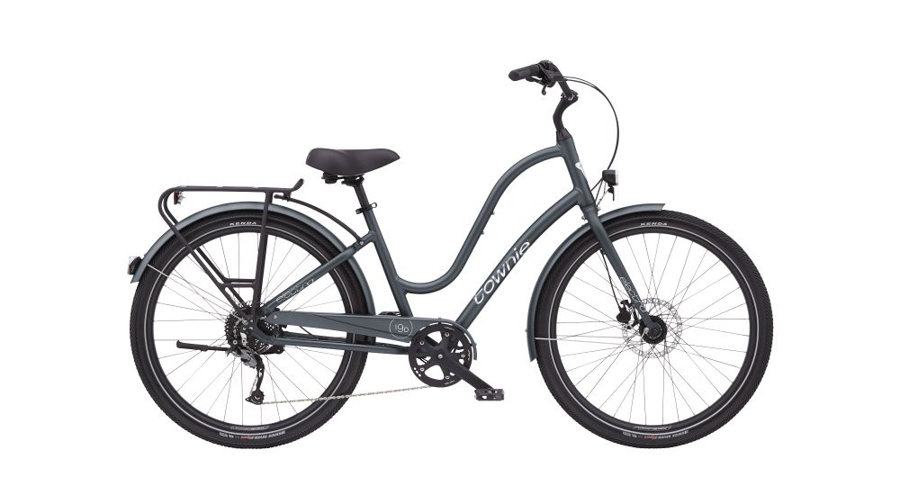 Electra Townie Path 9D EQ Step Thru M Matte Gunmetal