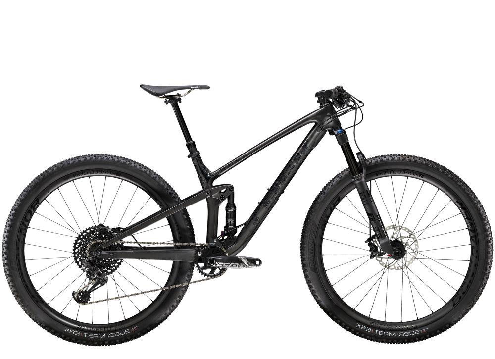 Top Fuel 9.8 GX L Matte Carbon/Gloss Trek Black NA
