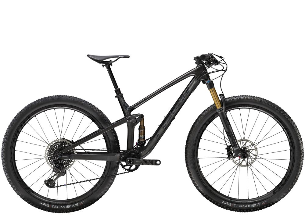 Top Fuel 9.9 XX1 M Matte Carbon/Gloss Trek Black N