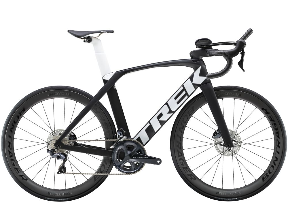 Madone SLR 6 D Speed 58 Matte Trek Black/Trek Whit