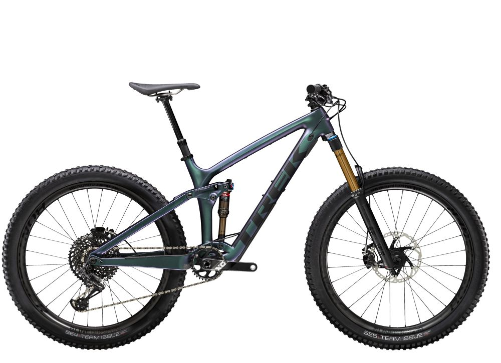 Trek Remedy 9.9 27.5 X01 S Matte Emerald Iris NA