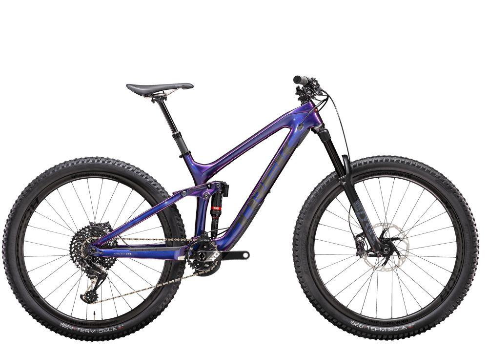 Trek Slash 9.9 29 XO1 L Gloss Purple Phaze/Matte Raw Ca