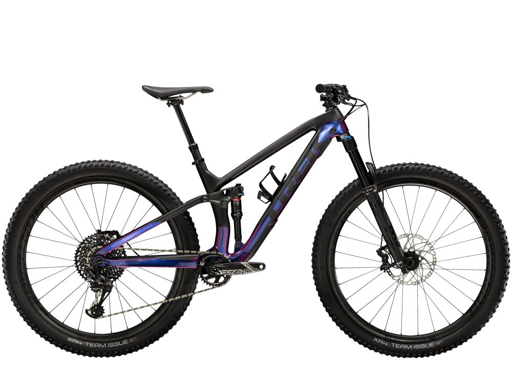 Trek Fuel EX 9.8 GX XS 27.5 Gloss Purple Phaze/Matte Ra
