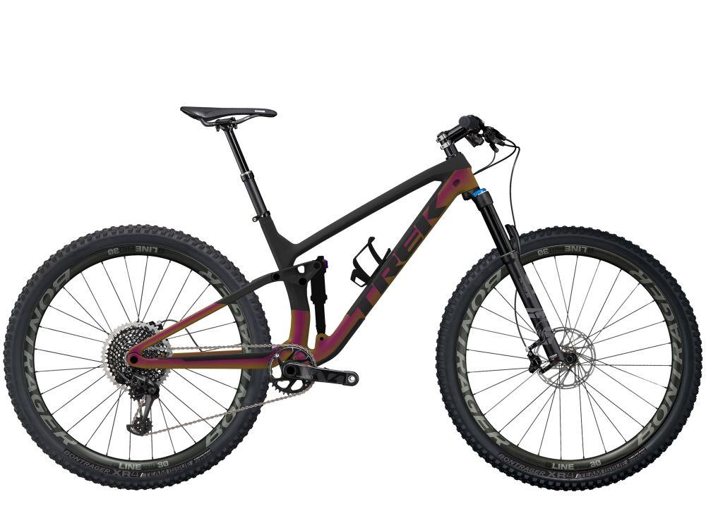 Trek Fuel EX 7 NX ML 29 Matte Dnister Black/Sunburst NA