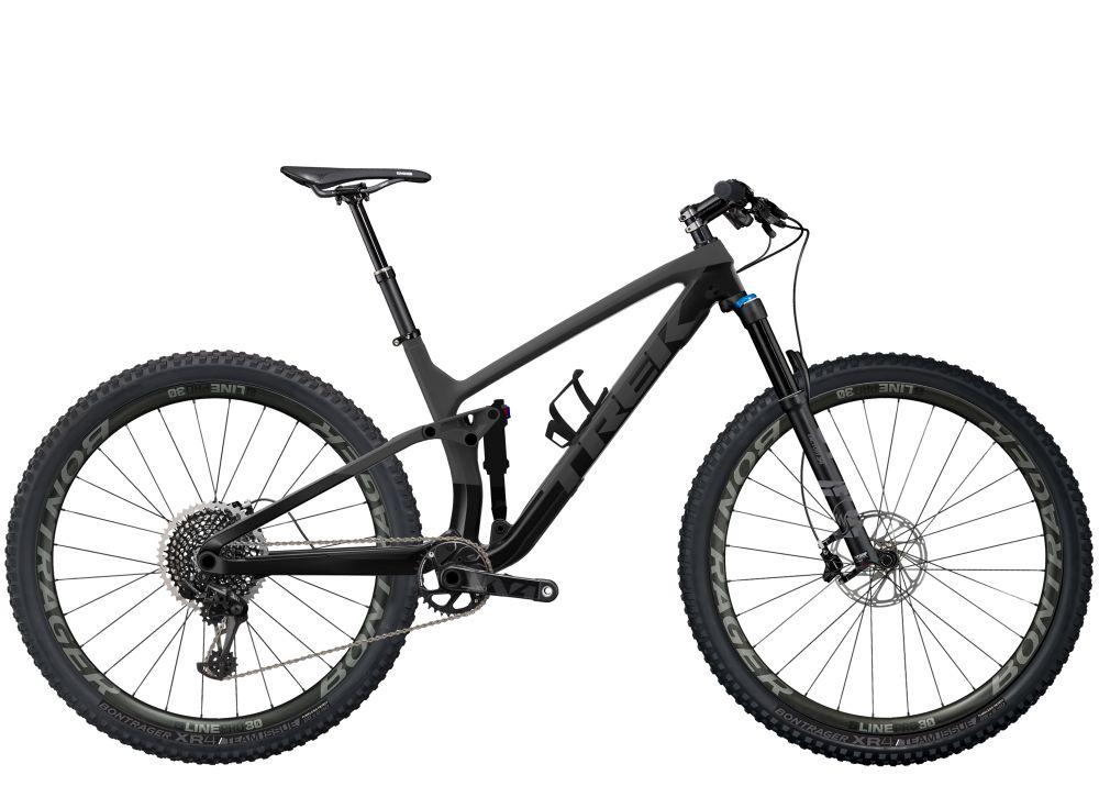 Fuel EX 8 XT XS 27.5 Matte Dnister/Gloss Trek Blac