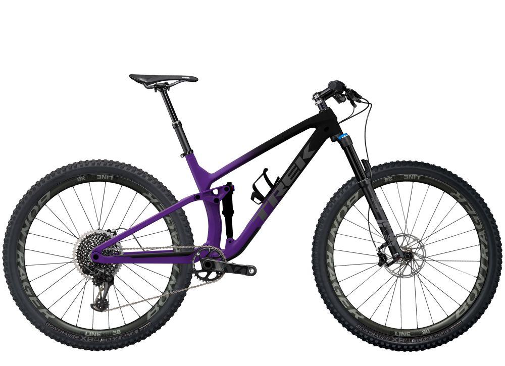 Fuel EX 5 Deore M 29 Trek Black/Purple Lotus NA