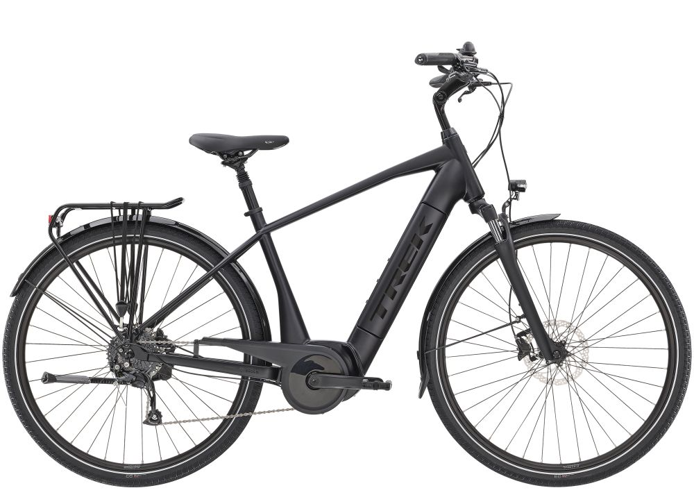 Verve+ 3 XL Matte Trek Black 400WH