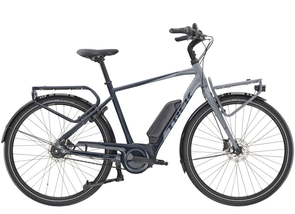 Trek District+ 2 XL Nautical Navy and Slate 300WH