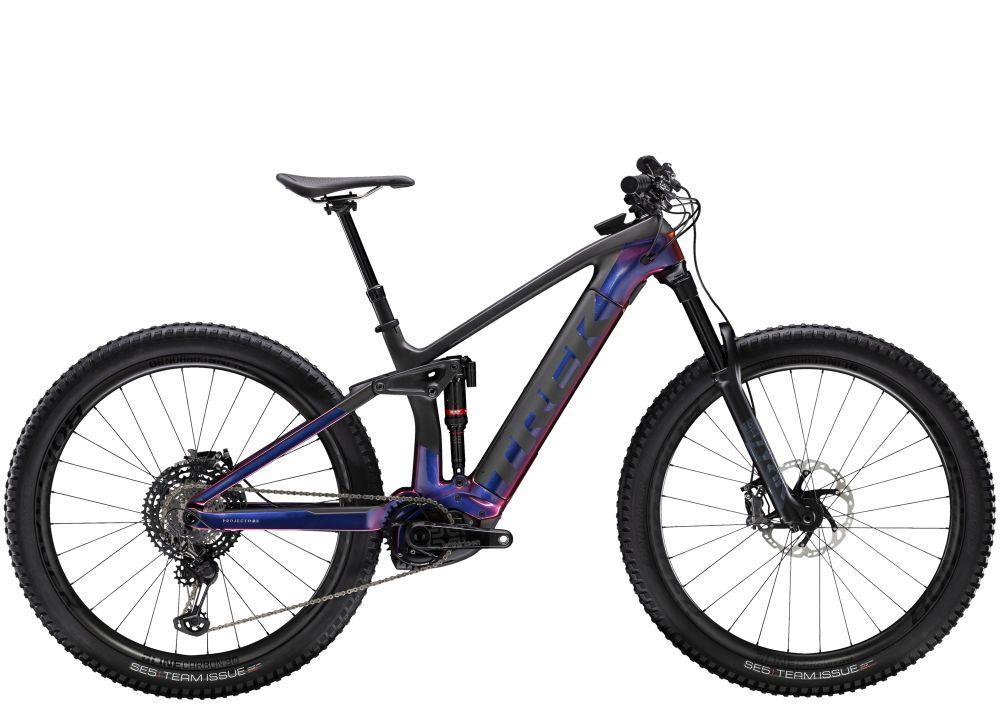 Trek Rail 9.9 XTR EU XL Gloss Purple Phaze/Matte Raw Ca