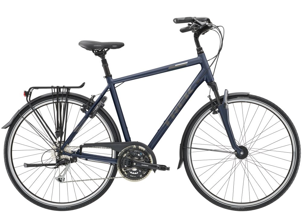 Trek T400 L Matte Deep Dark Blue LR03