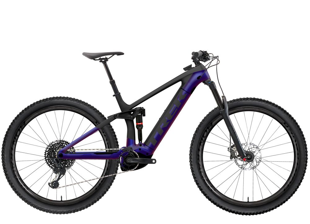 Trek Rail 9.9 X01 AXS EU S Gloss Purple Phaze/Matte Raw