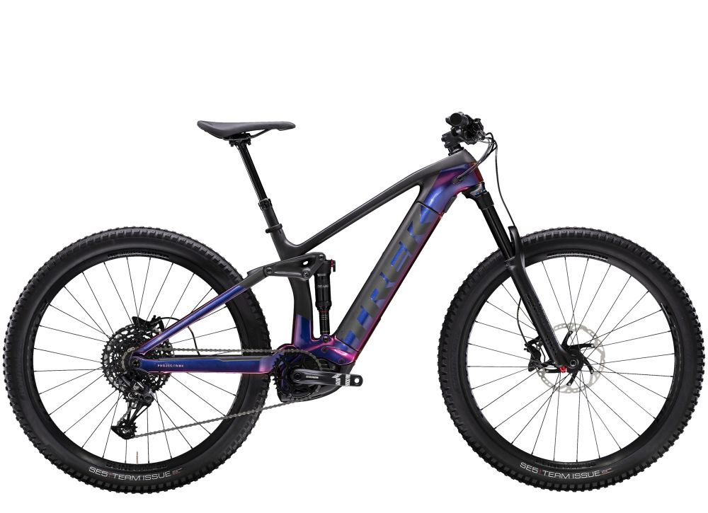 Trek Rail 9.7 NX EU M Gloss Purple Phaze/Matte Raw Carb