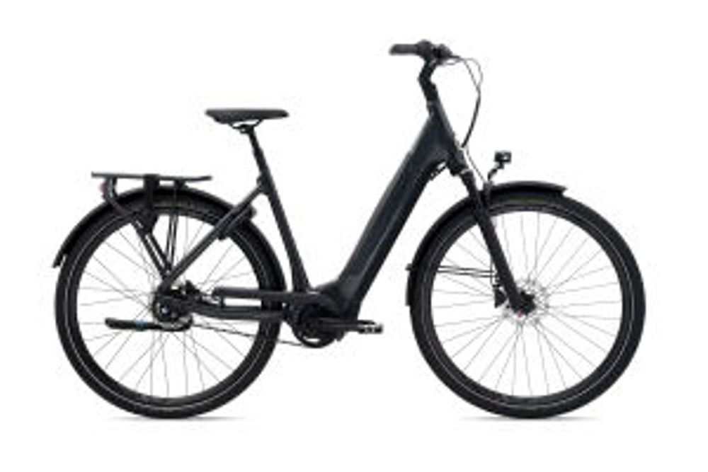 Giant Dailytour E+ 0 Lds 25km/h M Gunmetal Black