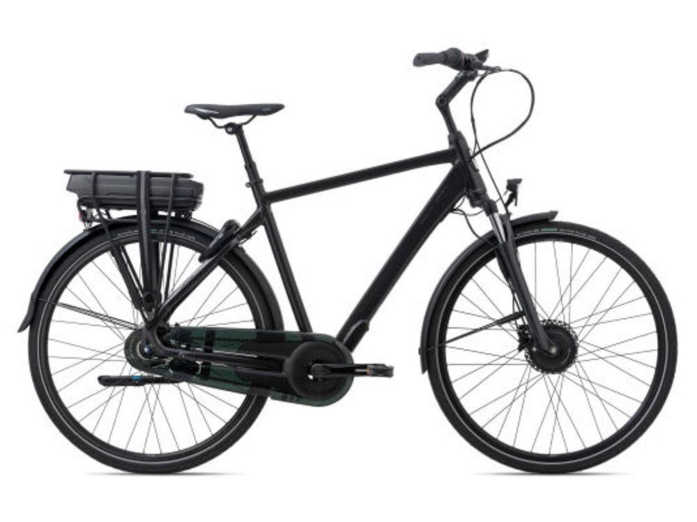 Giant Ease-E+ 1 GTS-WOB 25km/h L Metallic Black