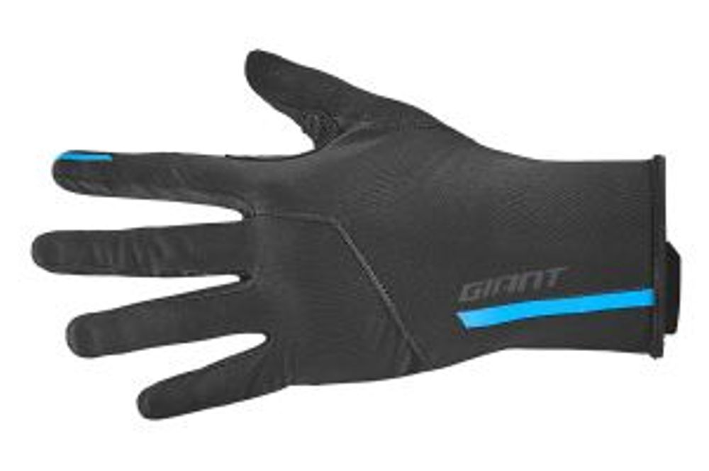 Diversion Wp Long Finger Glove Black Xxl