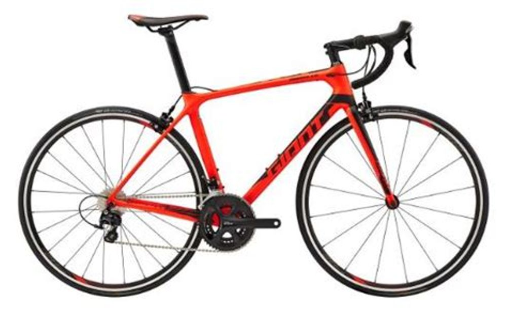 Giant Tcr Advanced 2 Ml Neon Red