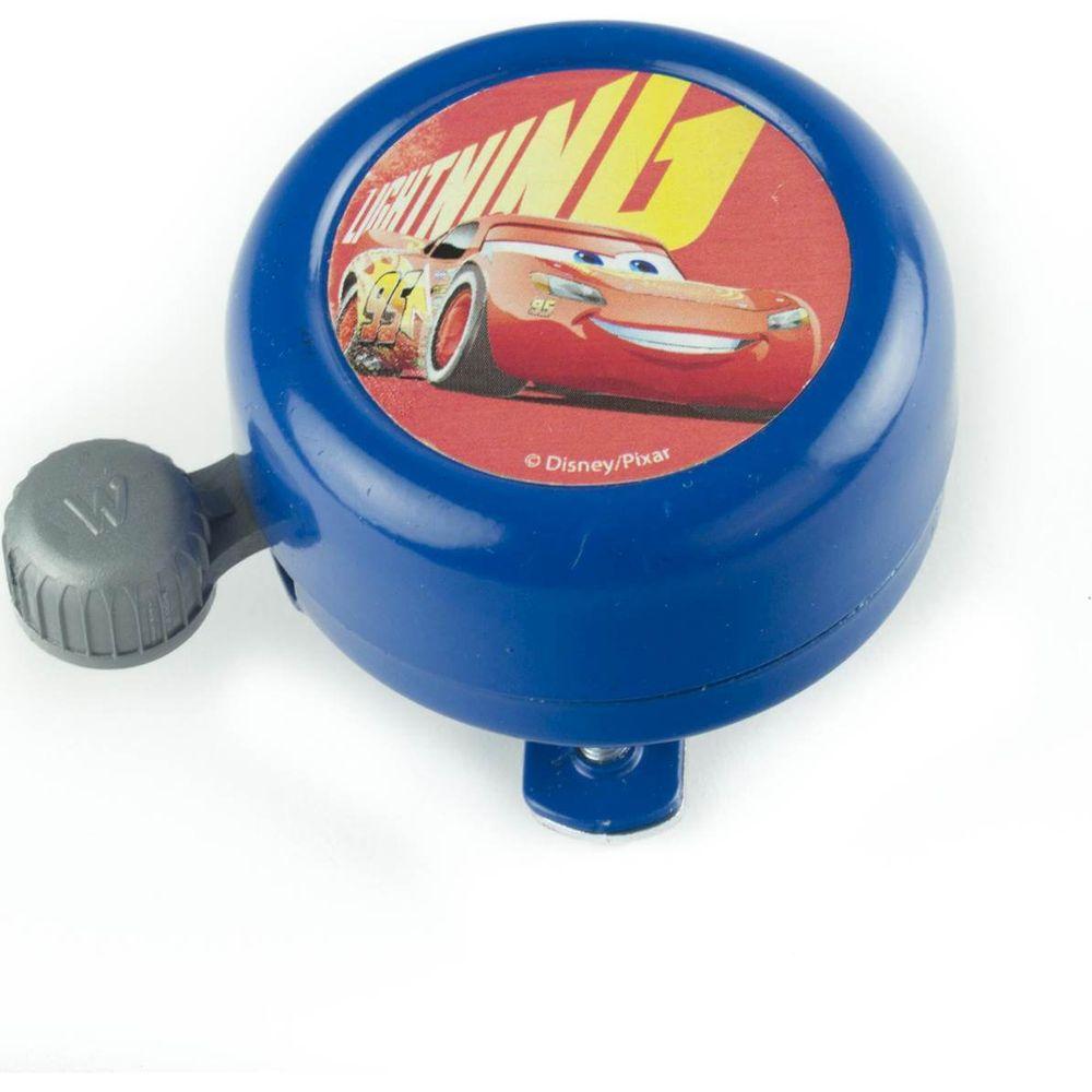 Widek kinderbel Cars 3 hemelsblauw krt