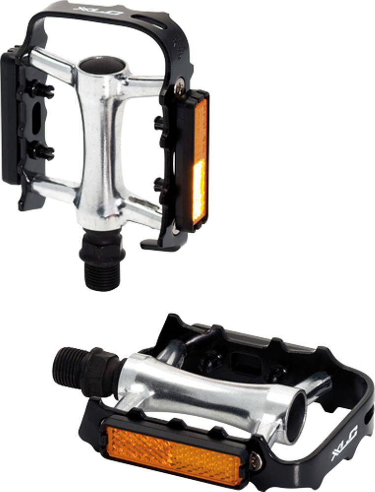 Pedaal Xlc Atb Ultralight Alm Zw/zi Stel Pdm04