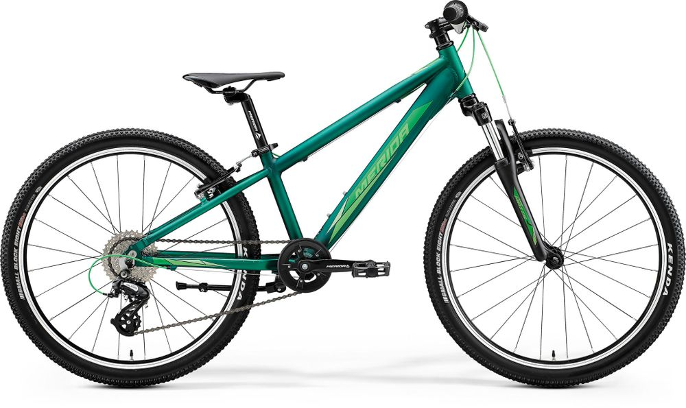 Merida Matts J.24 Matt Dark Green/light Green 11.5