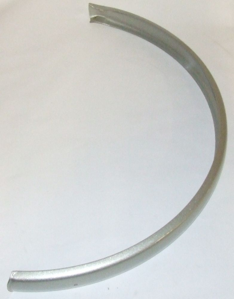 Achterspatbord Gaz.37-590(26) Nikkel