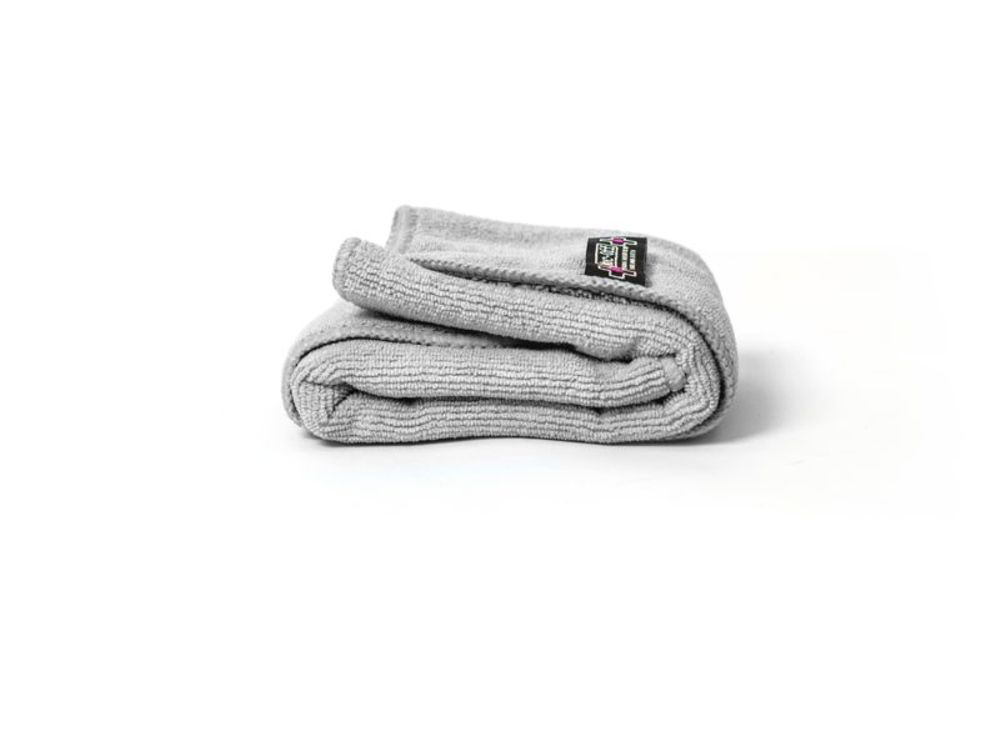 Muc-off microfiber cloth poetsdoek
