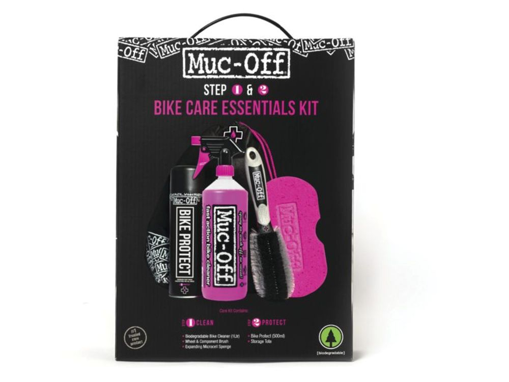 Muc-off bicycle care essential kit