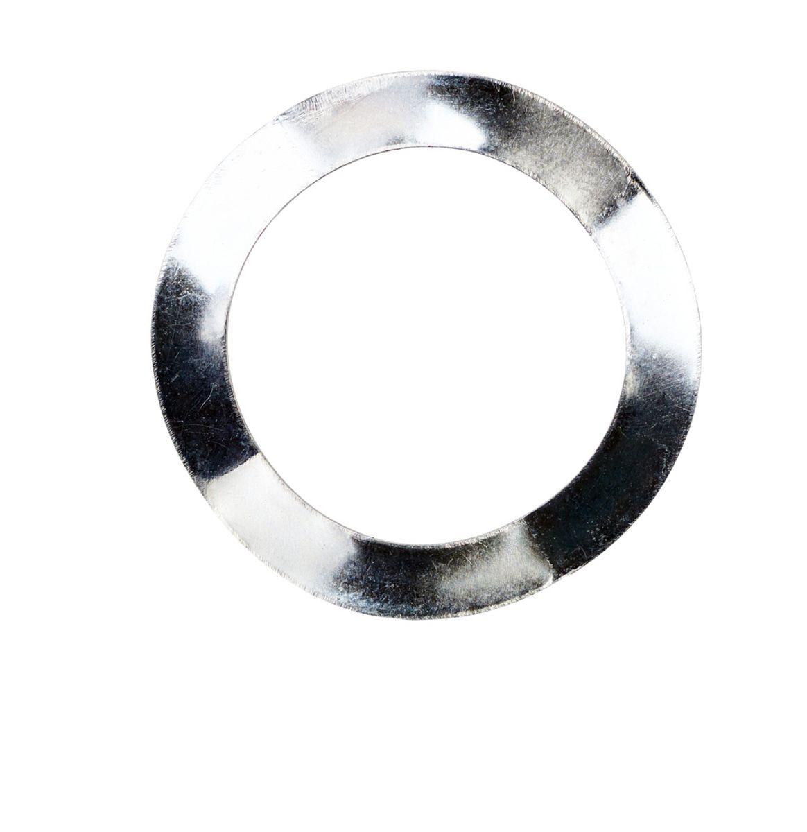 Aluminium veerring 31 x 24 x 0.6 mm (20 stuks)
