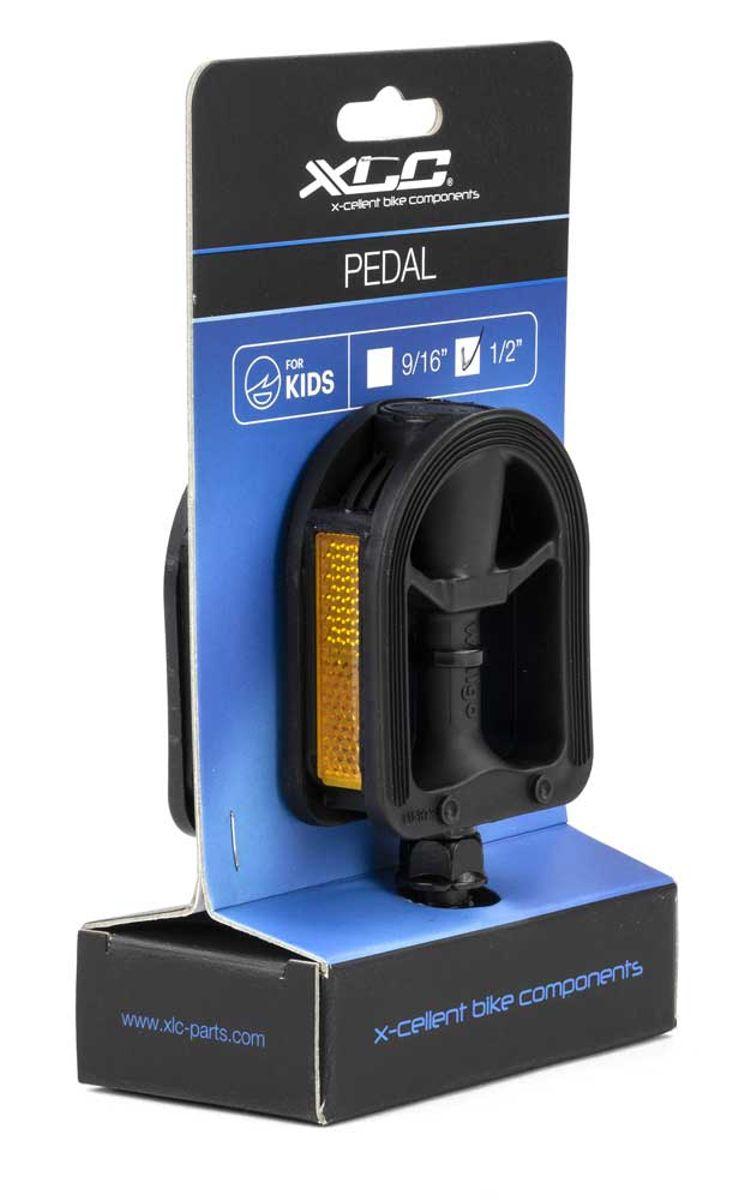 PEDAAL XLC KIND PVC 1/2 ZW STEL