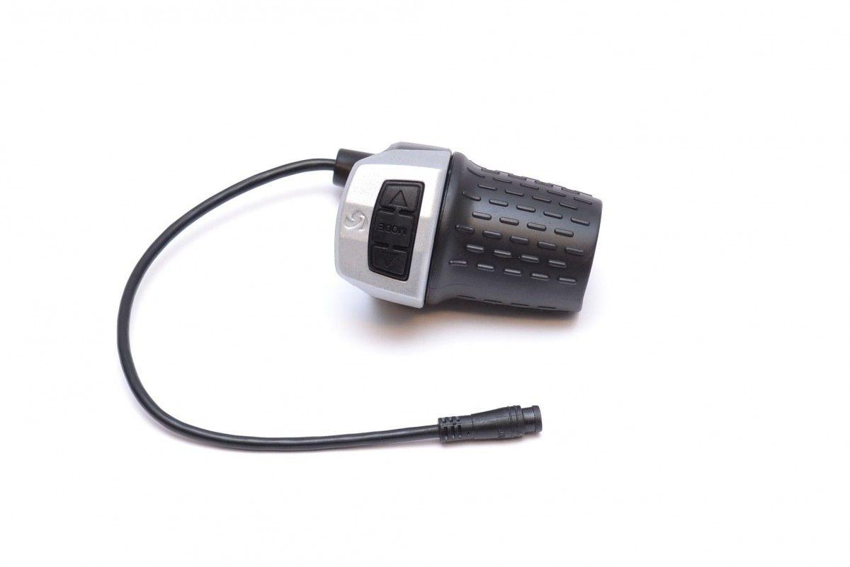 EBP GASHENDEL+BEDIENING E-MOT 36V R OLED 210MM