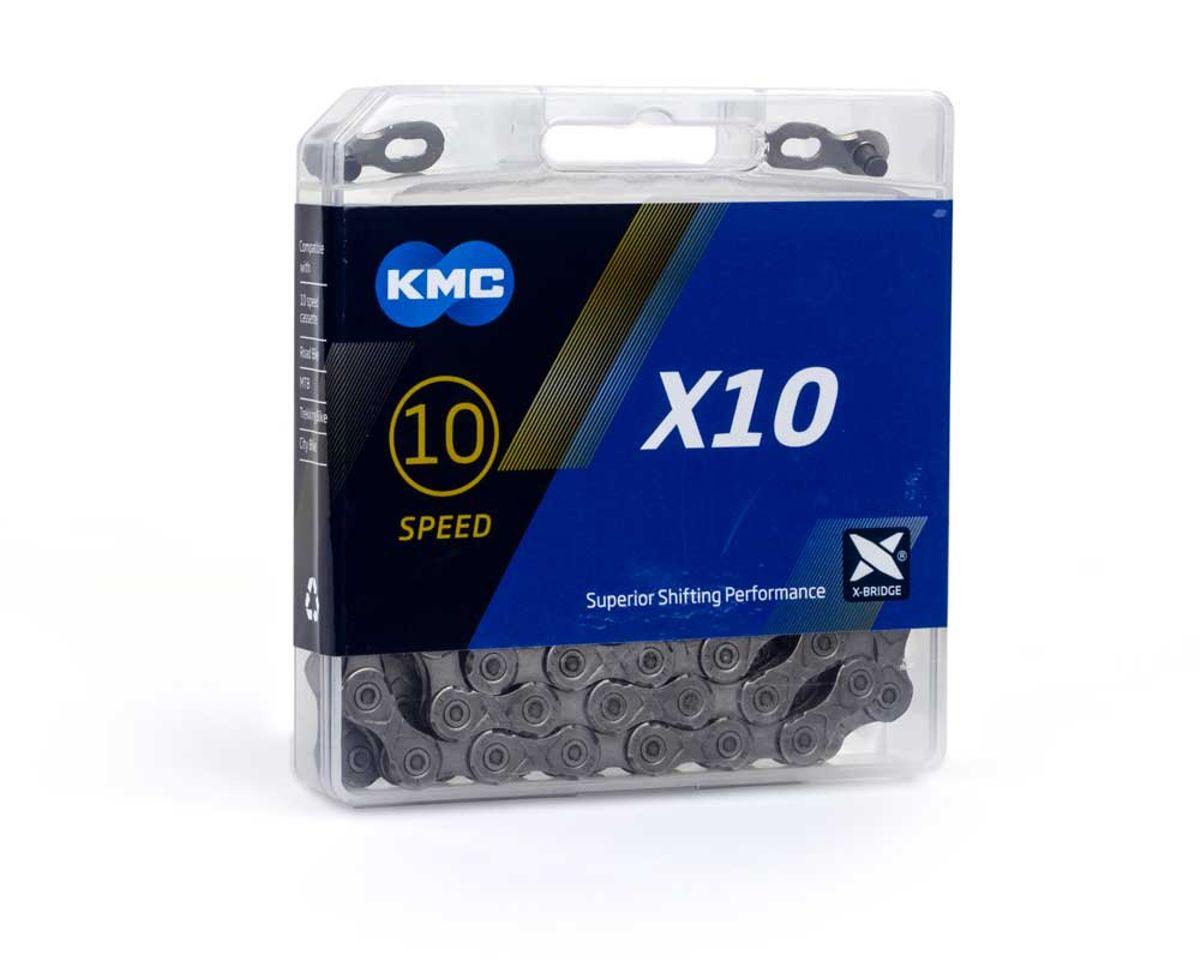 KETTING 10V 11/128 KMC X10 114 GRY