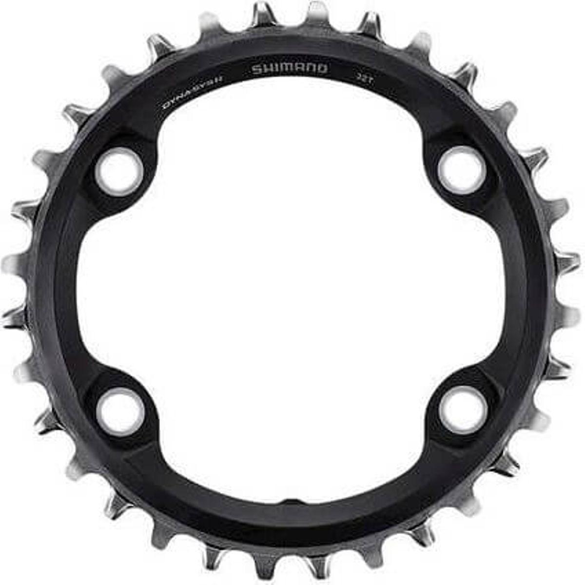 Kettingblad 24T SLX FC-M7000 2x11 speed - zwart