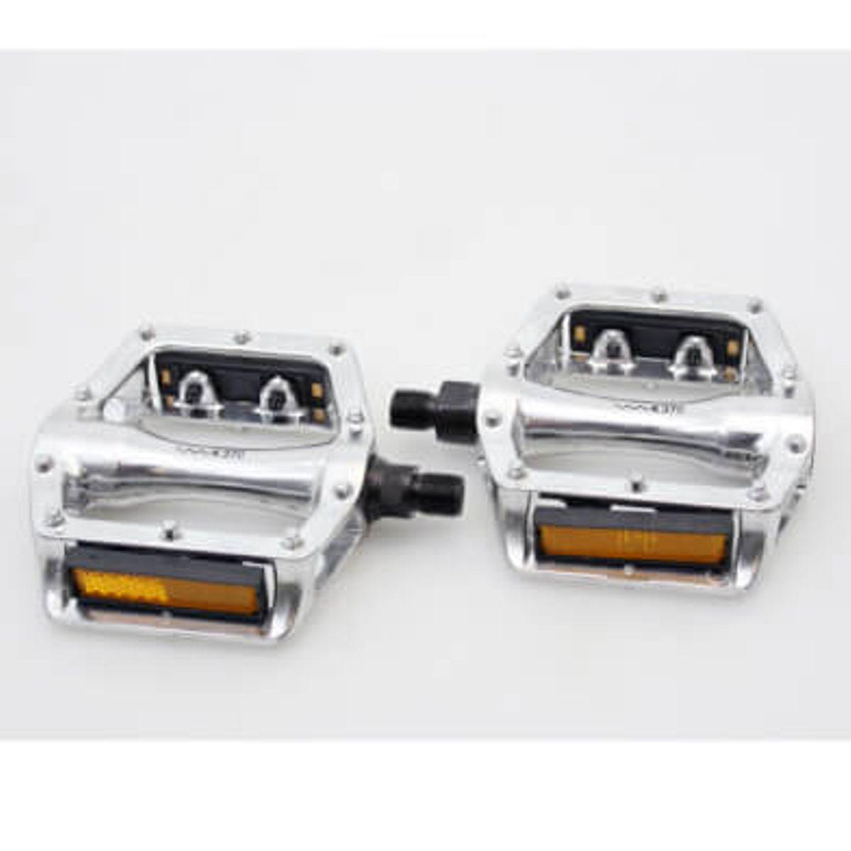 Union pedalen 102 BMX 1/2 zilver