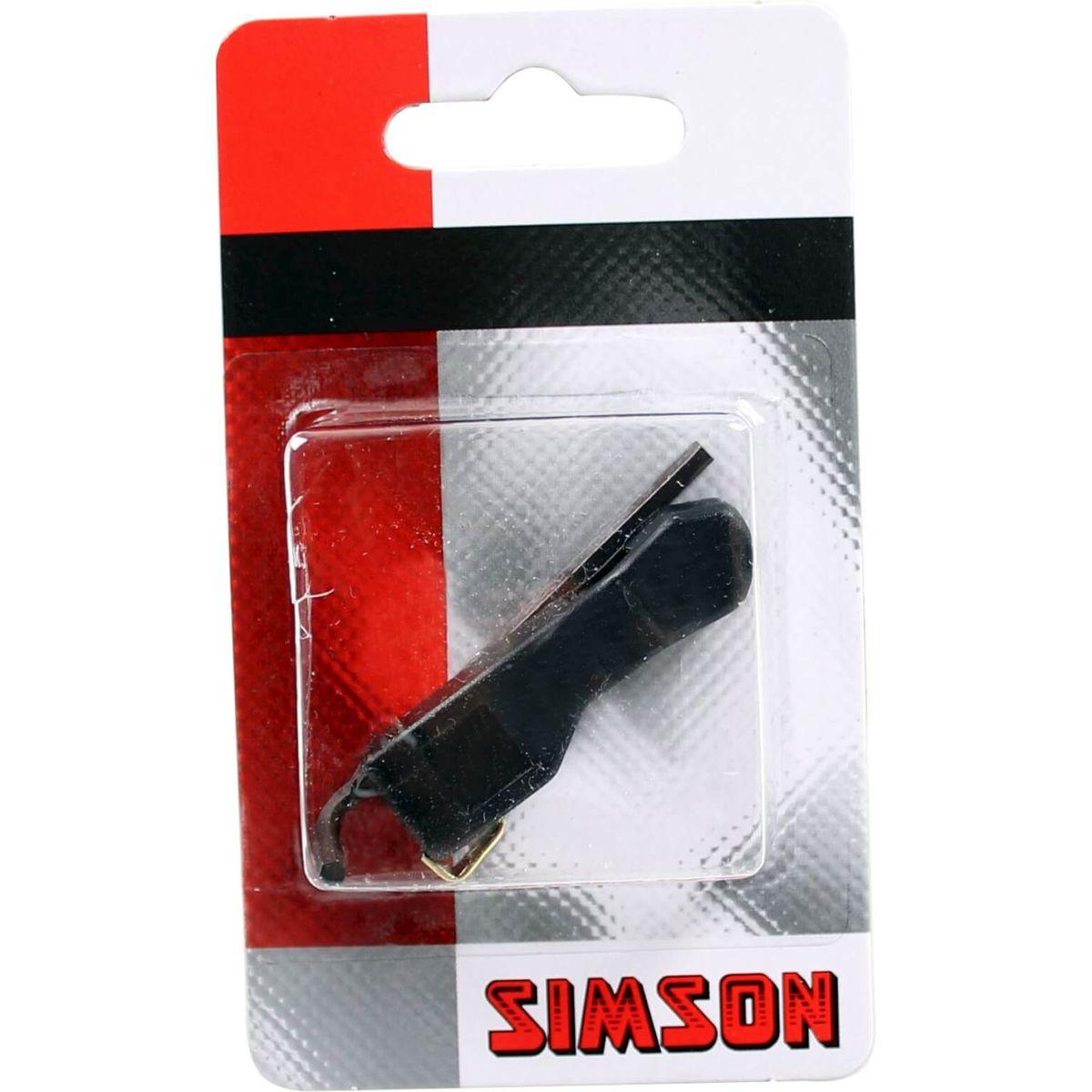 Simson versnellingstift torpedo bevestiging verste